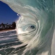 curling wave_Clark Little
