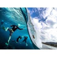 people in wave_Clark Little