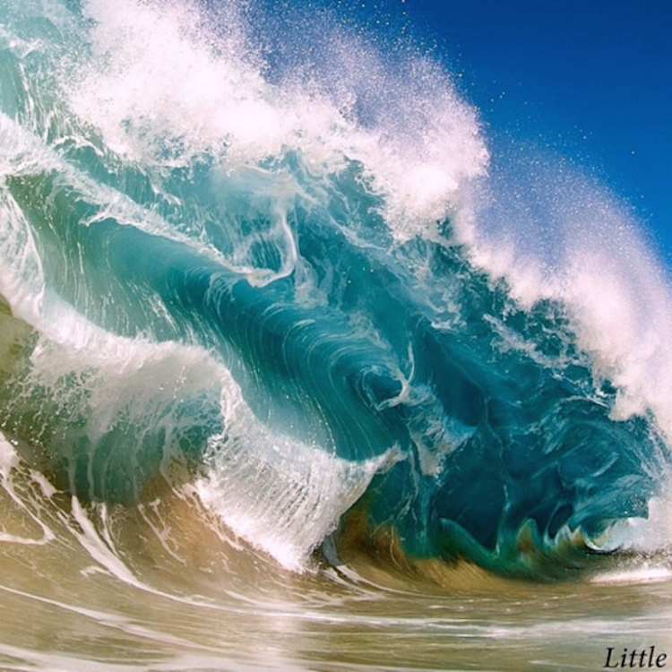 Pic o' the Week: Wave! by ClarkLittle