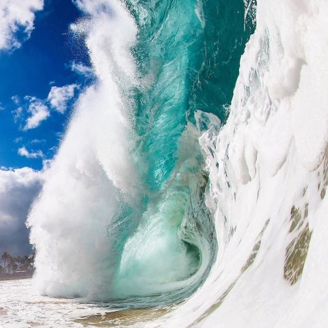 vertical wave_Clark Little
